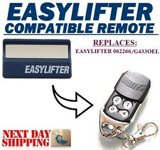 Easylifter 062266 / G4330EL compatible remote control replacement, 433,92Mhz