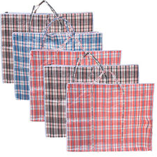 5x Strong Large Laundry Bag Heavy Duty Bags Moving College Clothes Durable Color