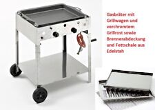 Edelstahl Grillplatte Für Gasgrill : Edelstahl gasbräter in gastronomie grillplatten bräter günstig