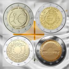 2 Euros conmemorativos Chipre S.C.