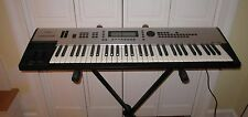 RARE Kawai K5000W Synthesizer w/Original 3 Discs & Manuals - Excellent Condition