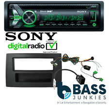 Volvo XC90 2002 On Sony DAB CD MP3 USB AUX In & Bluetooth SWC Car Stereo Kit