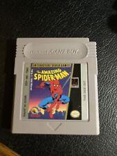 ORIGINAL AUTHENTIC The Amazing Spider Man (Nintendo Game Boy)