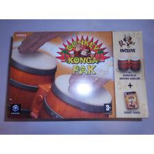 Donkey Konga bongos - Nintendo GameCube