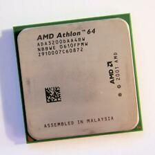 AMD Athlon 64 3200+ ADA3200DAA4BW Single-Core 2.0GHz Socket 939 Processor CPU