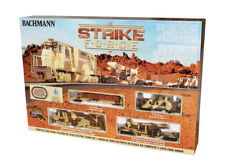 Bachmann HO Strike Force Train Set 00752 NIB Bachman H-O