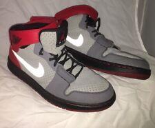 new styles d1f6b 1f8fe Nike Air Jordan Alpha AJ1 Outdoor 487489-001 Silver Varsity Red. Men s Size  10.5