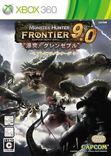 UsedGame Xbox360 Monster Hunter Frontier Online Season 9.0 Premium Package Japan