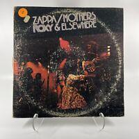 Frank Zappa - Roxy & Elsewhere Vinyl Reford LP Gatefold 1974 Warner Pressing