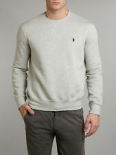 New NWT Mens Ralph Lauren Polo Logo Crew Sweatshirt Top Small Medium Large XL