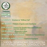 Various - The Cala Series: Orchestral Masterpieces, Vol. 2. (CD) (1987)