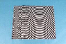 ORIGINAL 1965 BRIDGET RILEY FEIGEN/PALMER GALLERY LOS ANGELES INVITATION ~SIGNED
