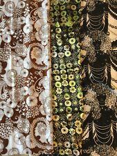 Retro Mid Century 60s 70s Fabric