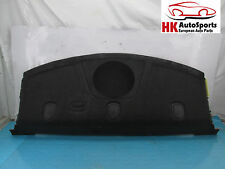 CADILLAC CTS REAR SPEAKER DASH COVER PANEL PACKAGE TRAY TRIM BLACK OEM 03-06 07
