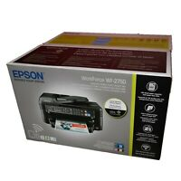 Brand new unopened Epson Workforce WF-2750 All-In-One InkJet Printer a