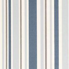 Clarke e Clarke NOVA CIELO Stripe design Curtain Tappezzeria Craft tessuto