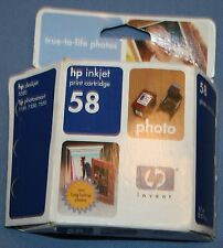 HP Inkjet Print Cartridge 59 Expired 5/2004 New Sealed Genuine Ireland