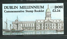 Eire, Ireland - booklet 1988 with FDCancel
