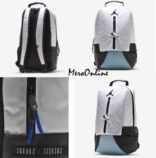bae9beefc497a4 Nike Air Jordan 11 XI Retro Black True Blue Backpack Bookbag Bag 9A1971-