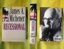 Recessional - James A. Michener, HC with Dust Jacket. Great Condition - 1994