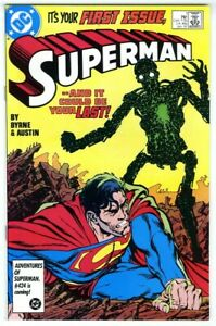 Superman #1 (1991) NM DC Comics
