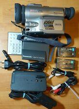 Panasonic nv-dx100eg videocámara MiniDV 3ccd video camera top!