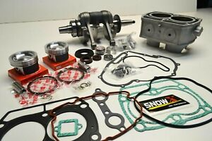 POLARIS SPORTSMAN RZR RANGER 800 HO ENGINE REBUILD KIT CRANKSHAFT CYLINDER EFI