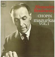 Chopin: Mazurche Bände I / Alexander Brailowsky - LP