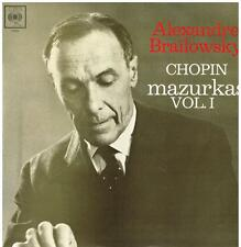 Chopin: Mazurche Volumi I / Alexander Brailowsky - LP