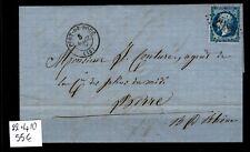 Losange 2985 sur NAPOLÉON 22 sur Lettre = Cote 55 € / Lot Classique France
