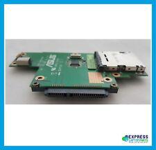 Lector de Tarjetas y Conector de Disco Duro Asus X5DIP Card Reader 69N0EJC10D03