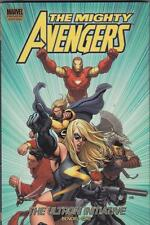 Mighty Avengers: The Ultron Initiative:  Marvel Premiere Edition:  (HC)