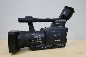 Panasonic AG-HPX170P Camcorder (P2HD) Good Working condition