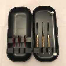 Halex Steel Tip Darts 17 Grams Set of 3 With Case For 6 Darts