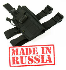 Russian hip holster green od Tippman molle Ammunition airsoft olive left