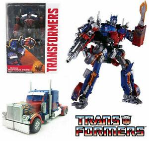 TAKARA TOMY Transformers AD12 Revenge Optimus Prime Action Figure AUTOBOT TOY