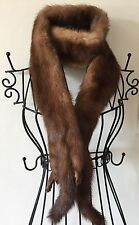 Vintage Art Deco Mink collar/scarf/stole/tippet