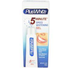 Plus White 5 Minute Premier Speed Whitening Gel 2 oz ( Pack of 6)