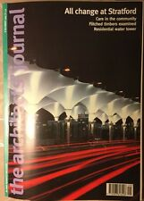 Architects Journal 8 Dec 94 Stratford Bus Stn, MacCormac Jamieson, Mental Health
