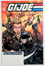 Gi Joe / Transformers - Split Issue - Free Comic Book Day Promo Issue