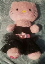 Hello Kitty Build A Bear Pink With Clothes