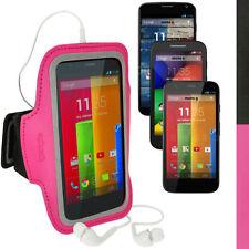 Étuis, housses et coques roses Motorola Moto E pour téléphone mobile et assistant personnel (PDA) Motorola