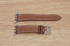 Apple Watch 1 2 3 4 5 Hermes Hermès 38mm 40mm Single Tour Fauve Barenia Band