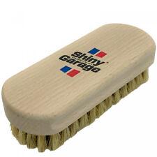 Shiny garage LEATHER Brush Spazzola in pelle morbida