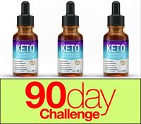 Keto Diet Shred Best Ketosis Drops Weight Loss Supplement Fat Burn& Carb Blocker