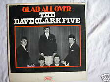 Dave Clark Five Glad All Over mint mono orig no instumt