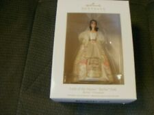 Hallmark Barbie lady of the Manor Fashion Model Collection 2011 New MIMB