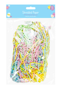 New Easter Shredded Paper 50g  Of  Multi-Colored  Paper For  Party  Decoration