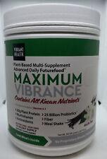 Vibrant Health Maximum Vibrance Version 5.0 Vanilla Bean 20.69 oz