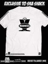 MADNESS T Shirt. Numbered. Limited Run - EXCLUSIVE TO SKA SHACK - High Quality